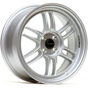 ULF1-1775-1FS Ultralite F1 in 17x7.5 matt silver