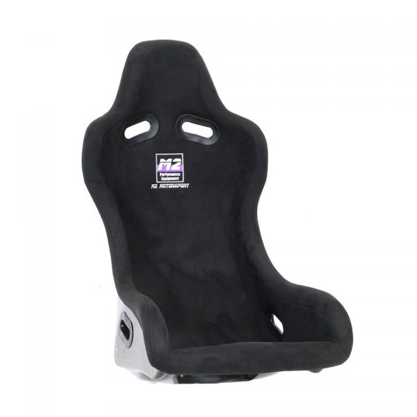 ALCANTARA MOTORSPORT COMPOSITE BUCKET SEAT - RACE- BUCKET SEAT - SIDE MOUNTED