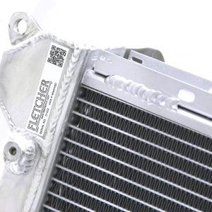 Fletcher aluminium radiator for MINI R50/R52/R53